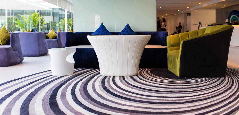 Office Carpet Tiles In Mumbai