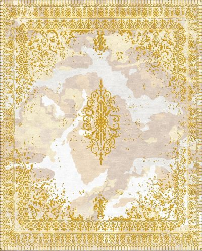 Buy Rugs and Carpets online - BP09(HK)(4-Pastel-1)