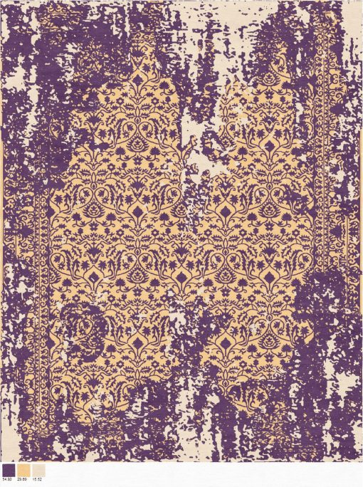 Buy Rugs and Carpets online - BP11(HK)(5-Contrast-2)