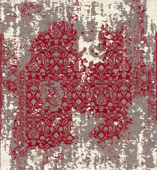 Buy Rugs and Carpets online - BP11(HK)(HKT)(7.5x7 Ft)(1-Warm-2) - 1st Actual Design