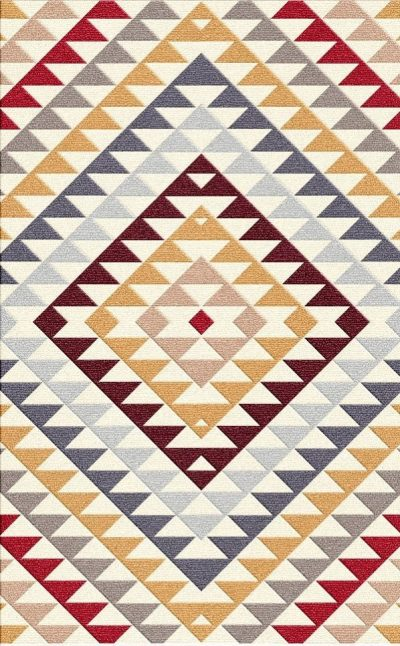 Buy Flatweave rugs and carpet online - C02(FW)(1-Warm-2)