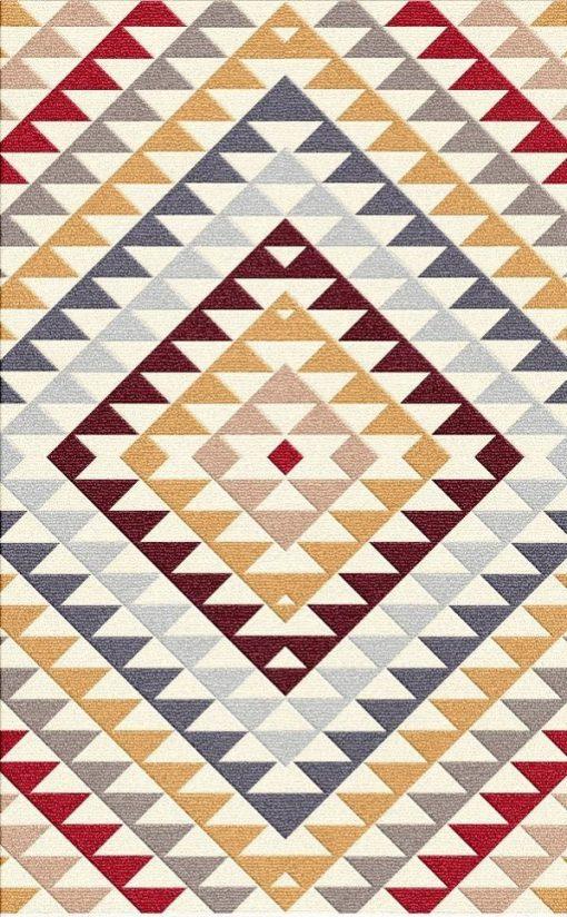 Buy Flatweave rugs and carpet online - C02(FW)(1-Warm-2)