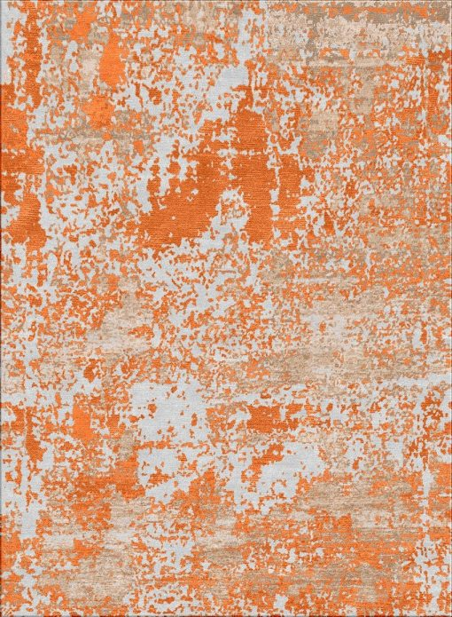 Buy Hand Knotted rugs and carpet online - C03(HK)(1-Warm-3)