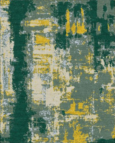 Buy Hand Knotted rugs and carpet online - C04(HK)(5-Contrast-4)