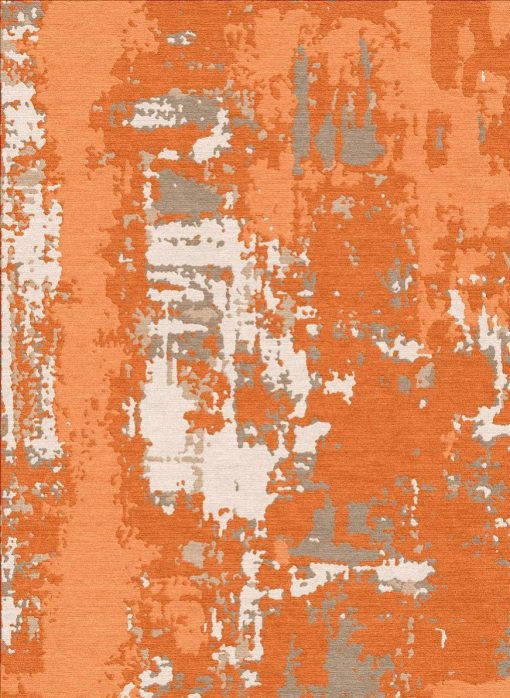 Buy Hand Tufted rugs and carpet online - C04(HK)(HKT)(11.1x7.9 Ft)(1-warm-3) - 2nd Actual Design