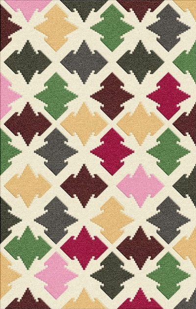 Buy Flatweave rugs and carpet online - C05(FW)(5-Contrast-1)