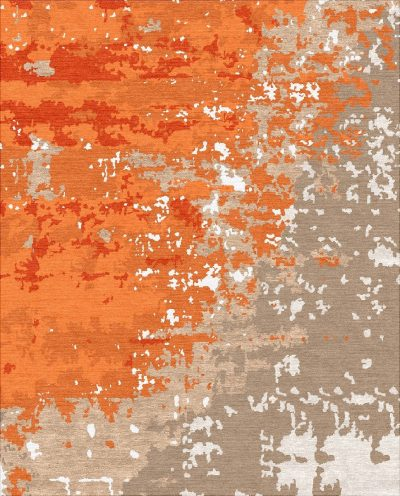 Buy Hand Knotted rugs and carpet online - C06(HK)(1-Warm-3)