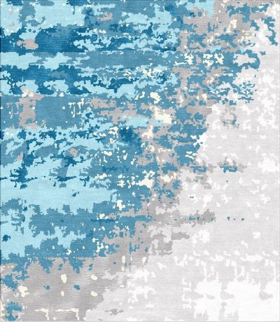 Buy Hand Knotted rugs and carpet online - C06(HK)(2-Cool-1)