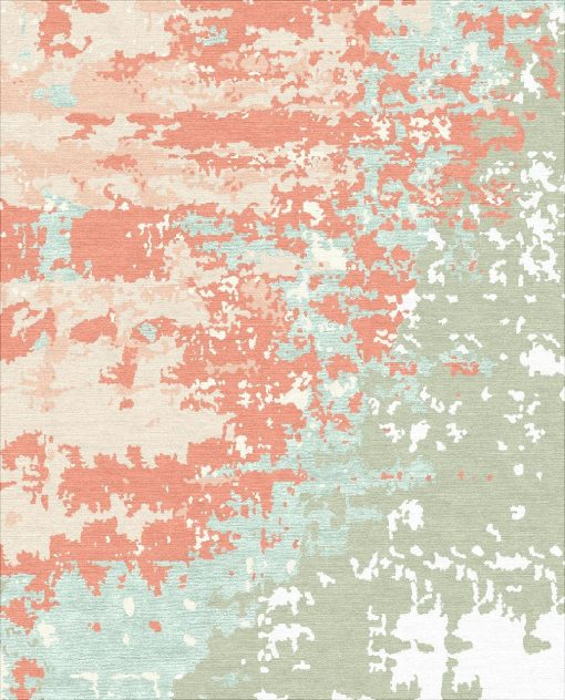 Buy Hand Knotted rugs and carpet online - C06(HK)(4-Pastel-3)