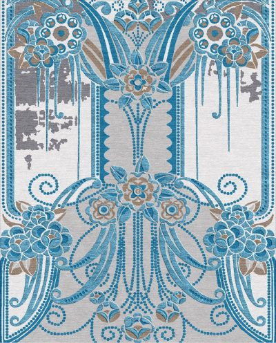 Buy Hand Knotted rugs and carpet online - C07(HK)(2-Cool-1)