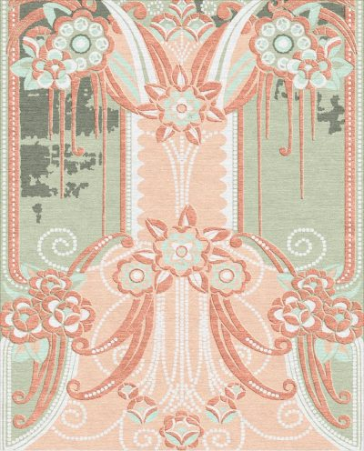 Buy Hand Knotted rugs and carpet online - C07(HK)(4-Pastel-2)