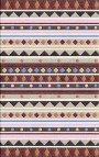Buy Flatweave rugs and carpet online - C10(FW)(8x5 Ft)(Non-Palette) - 2nd Actual Design