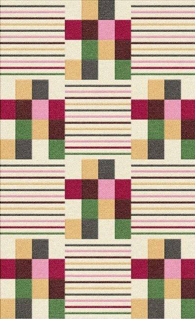 Buy Flatweave rugs and carpet online - C11(FW)(5-Contrast-1)