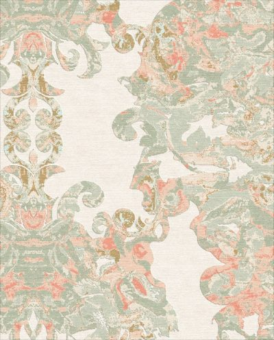 Buy Hand Knotted rugs and carpet online - C11(HK)(4-Pastel-2)