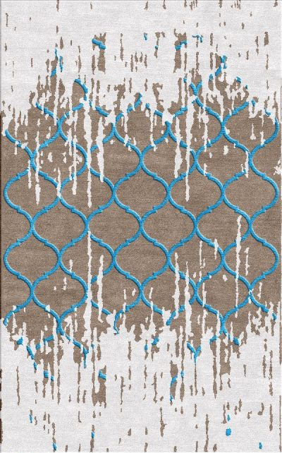 Buy Hand Tufted rugs and carpet online - C11(HT)(2-Cool-1)