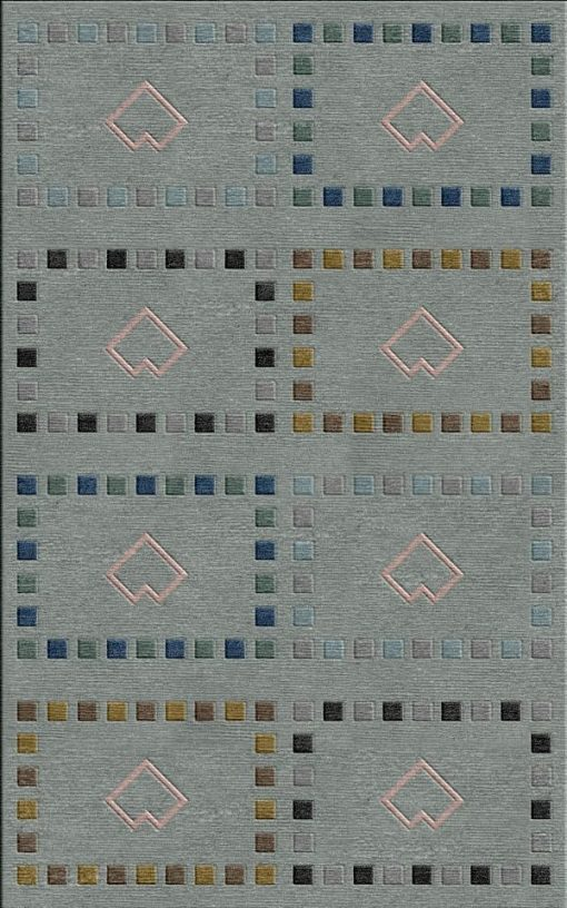 Buy Flatweave rugs and carpet online - C12(FW)(8x5 Ft)(Non-Palette)  - 1st  Actual Design