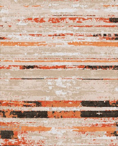 Buy Hand Knotted rugs and carpet online - C12(HK)(1-Warm-3)