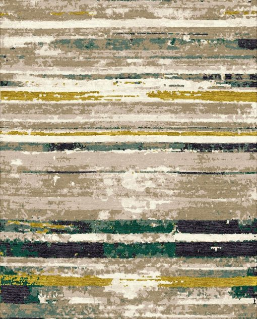 Buy Hand Knotted rugs and carpet online - C12(HK)(5-Contrast-4)