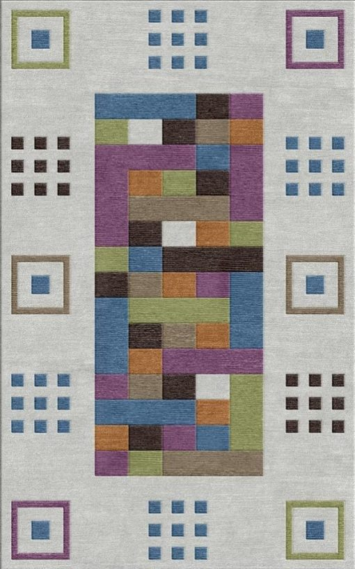 Buy Flatweave rugs and carpet online - C13(FW)(6x3 Ft)(Non-Palette) - 1st Actual Design