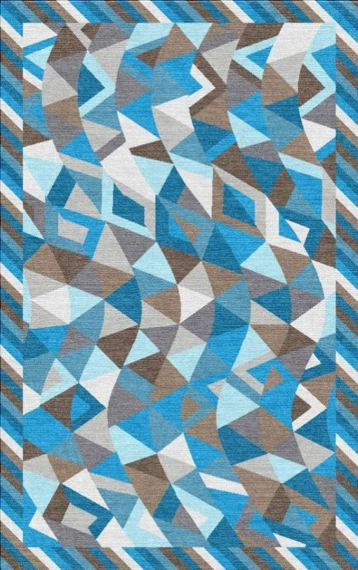 Buy Hand Tufted rugs and carpet online - C14(HT)(2-Cool-1)