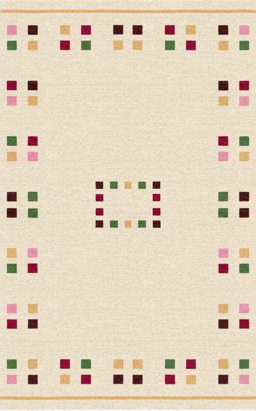 Buy Flatweave rugs and carpet online - C15(FW)(5-Contrast-1)