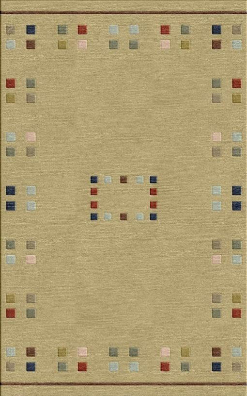 Buy Flatweave rugs and carpet online - C15(FW)(7x5 Ft)(Non-Palette) - 1st Actual Design