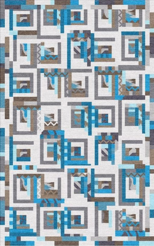 Buy Hand Tufted rugs and carpet online - C15(HT)(2-Cool-1)