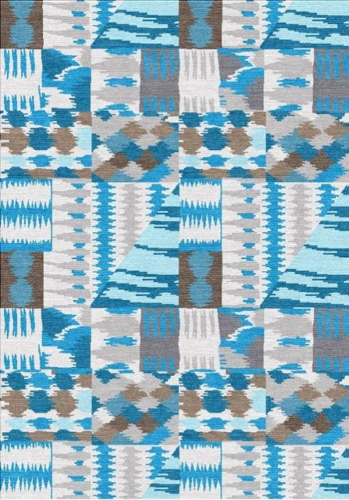 Buy Hand Tufted rugs and carpet online - C16(HT)(2-Cool-1)