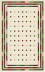 Buy Flatweave rugs and carpet online - C17(FW)(5-Contrast-1)