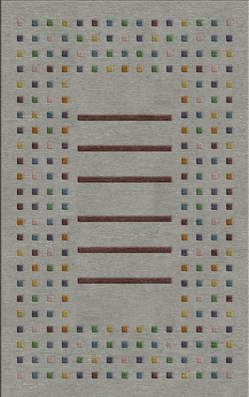 Buy Flatweave rugs and carpet online - C19(FW)(8x5 Ft)(Non-Palette) - 1st Actual Design