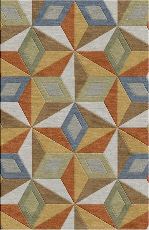 Buy Flatweave rugs and carpet online - C21(FW)(8x5 Ft)(Non-Palette) - 1st Actual Design