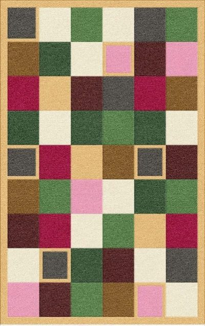 Buy Flatweave rugs and carpet online - C22(FW)(5-Contrast-1)
