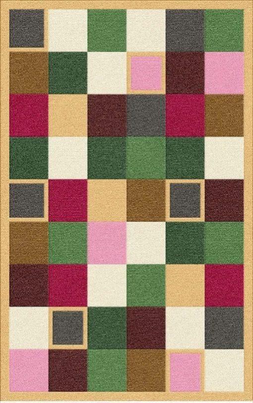 Buy Flatweave rugs and carpet online - C22(FW)(5-Contrast-1)