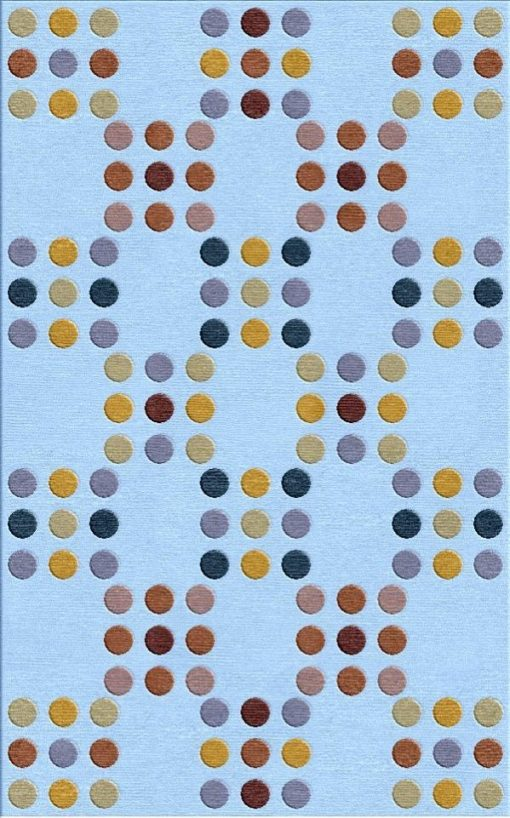 Buy Flatweave rugs and carpet online - C23(FW)(8x5 Ft)(Non-Palette) - 1st Actual Design