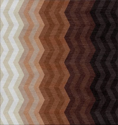 Buy Leather rugs and carpets online - Custom 110(LE)(10.3x9.8 Ft) - Actual Design 1