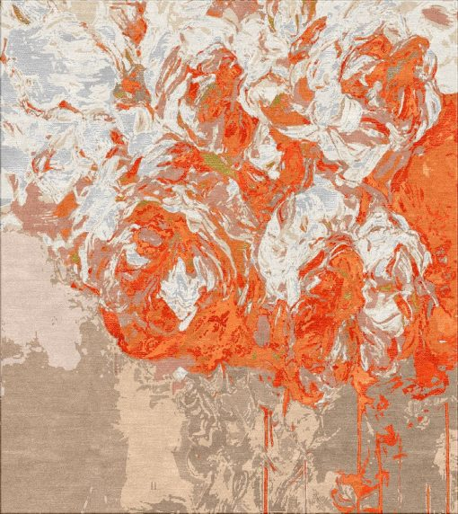 Buy Hand Knotted rugs and carpet online - F02(HK)(1-Warm-3)