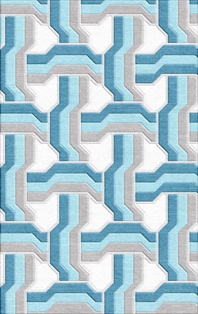 Buy Hand Tufted rugs and carpet online - G02(HT)(2-Cool-1)