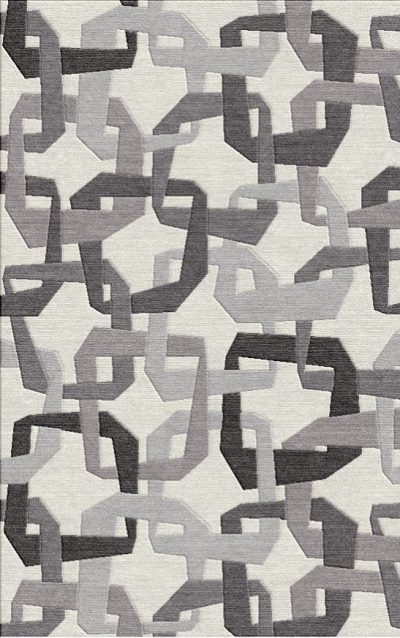 Buy Hand Tufted rugs and carpet online - G03(HT)(3-Neutral-1)