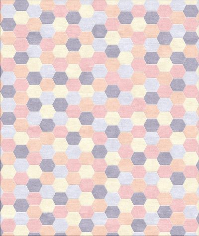 Buy Hand Knotted rugs and carpet online - G08(HK)(4-Pastel-3)