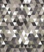 Buy Hand Tufted rugs and carpet online - G11(HK)(HKT)(7x6 Ft)(3-Neutral-3)(V) - 1st Actual Design