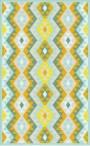 Buy Flatweave rugs and carpet online - K01(FW)(2-Cool-3)
