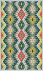 Buy Flatweave rugs and carpet online - K01(FW)(5-Contrast-4)