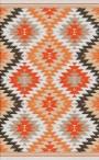 Buy Flatweave rugs and carpet online - K02(FW)(1-Warm-3)