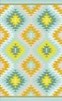 Buy Flatweave rugs and carpet online - K02(FW)(2-Cool-3)