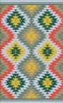 Buy Flatweave rugs and carpet online - K02(FW)(5-Contrast-4)