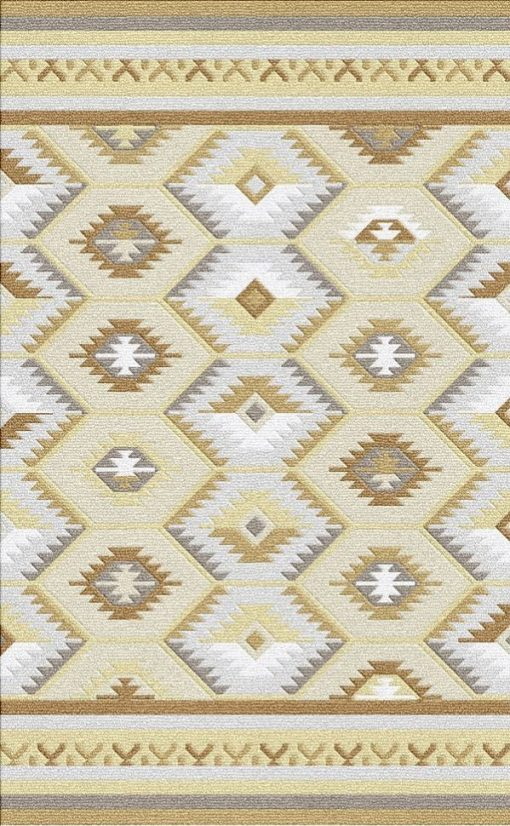 Buy Flatweave rugs and carpet online - K03(FW)(3-Neutral-2)