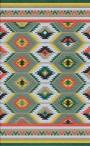 Buy Flatweave rugs and carpet online - K03(FW)(5-Contrast-4)