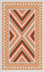Buy Flatweave rugs and carpet online - K04(FW)(1-Warm-3)