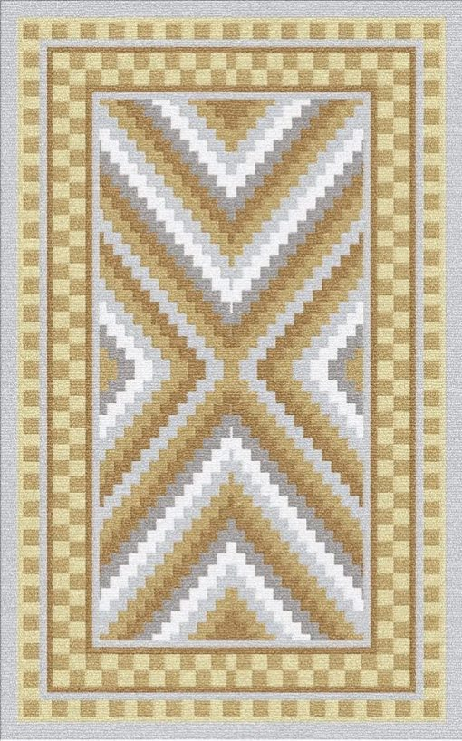 Buy Flatweave rugs and carpet online - K04(FW)(3-Neutral-2)