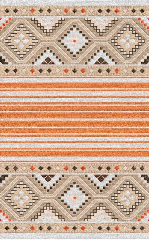Buy Flatweave rugs and carpet online - K05(FW)(1-Warm-3)